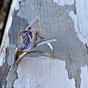 Винтаж handmade. Livemaster - original item Cosmic Rhythms. The author`s extraordinary ring.. Handmade.