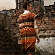 """Одежда ручной работы. Ярмарка Мастеров - ручная работа Жилет """"Древо жизни"""". Handmade."""