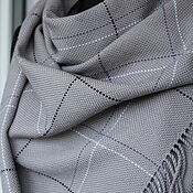 Аксессуары handmade. Livemaster - original item Woven scarf