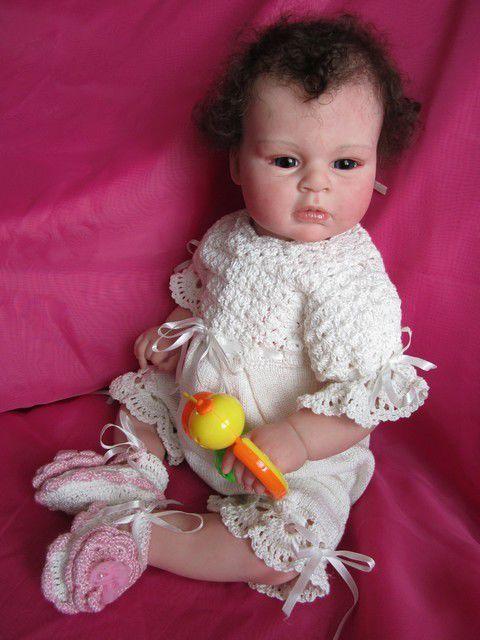 Куклы-младенцы и reborn ручной работы. Ярмарка Мастеров - ручная работа. Купить Кукла реборн Мариночка. Handmade. Куклы реборн