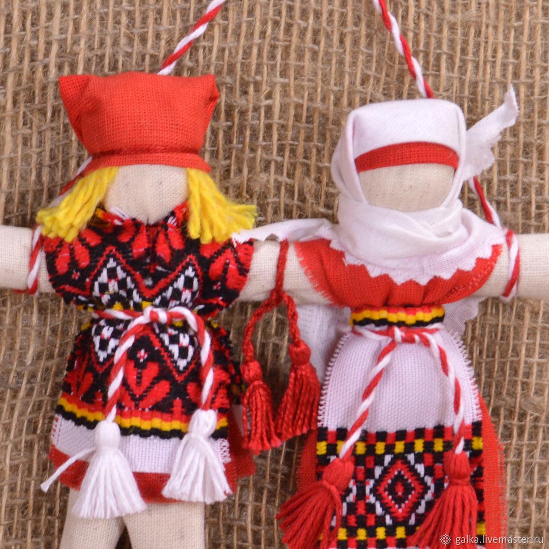 Подарки на свадьбу. Свадебная кукла Неразлучники, Подарки на свадьбу, Москва, Фото №1