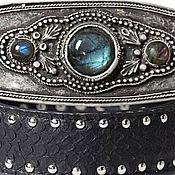 Аксессуары handmade. Livemaster - original item Gem belt. Handmade.