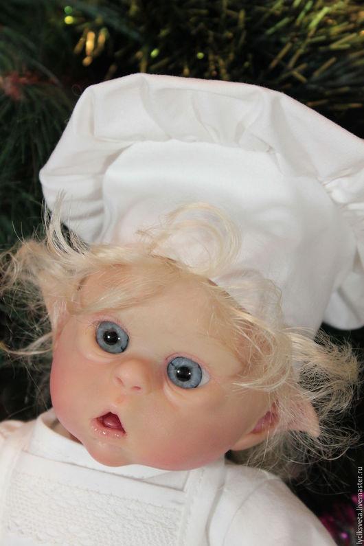 Куклы-младенцы и reborn ручной работы. Ярмарка Мастеров - ручная работа. Купить реборн мини Офелия!. Handmade. Молд, белый