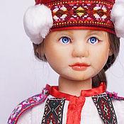 Куклы и пупсы ручной работы. Ярмарка Мастеров - ручная работа Кукла в национальном костюме Мордовии. Handmade.