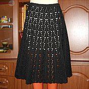 Одежда ручной работы. Ярмарка Мастеров - ручная работа юбка-годе. Handmade.