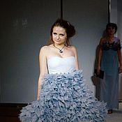 Одежда ручной работы. Ярмарка Мастеров - ручная работа Коктельное платье  Fleur. Handmade.
