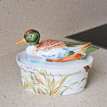 Посуда ручной работы. Ярмарка Мастеров - ручная работа Форма для запекания. Handmade.