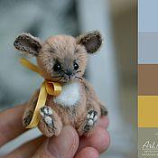 Куклы и игрушки ручной работы. Ярмарка Мастеров - ручная работа Мышонок Пик. Handmade.