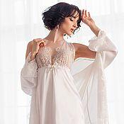 """Одежда ручной работы. Ярмарка Мастеров - ручная работа """"Моя прекрасная Леди"""" - комплект для невесты с кружевом. Handmade."""