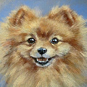 Картины и панно handmade. Livemaster - original item Pastel Painting pastel