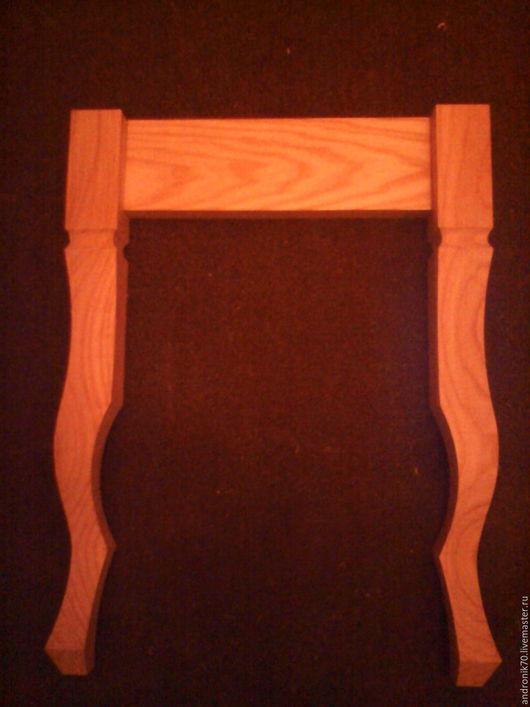 Мебель ручной работы. Ярмарка Мастеров - ручная работа. Купить ножки фигурные для мебели из массива ясеня. Handmade. Стол из дерева