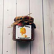 Подарки к праздникам handmade. Livemaster - original item Bonbonniere Lemon original. Handmade.