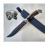 Сувениры и подарки handmade. Livemaster - original item Knife casting the Alien. Handmade.