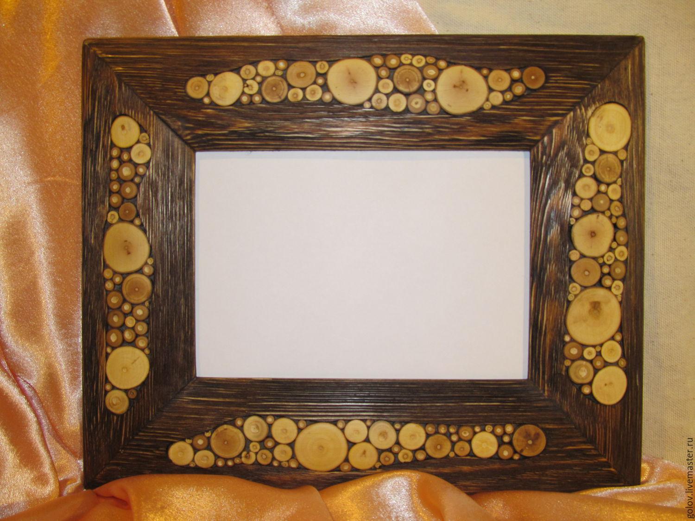 Как сделать деревянную рамку деревянные резные изделия