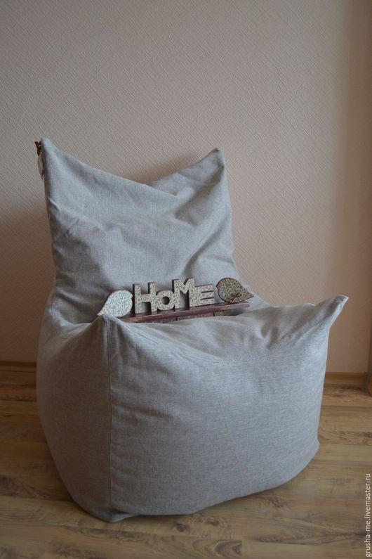 """Мебель ручной работы. Ярмарка Мастеров - ручная работа. Купить Кресло """"Комфорт"""". Handmade. Бежевый, уют, жаккард"""