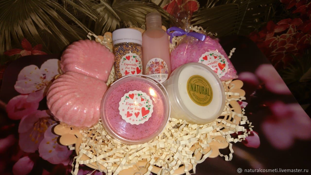 Bath gift sets for any occasion, Cosmetics2, Rostov-on-Don,  Фото №1