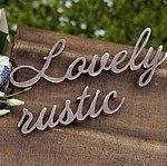 Lovely rustic - Ярмарка Мастеров - ручная работа, handmade