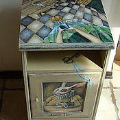 Для дома и интерьера handmade. Livemaster - original item Bedside table