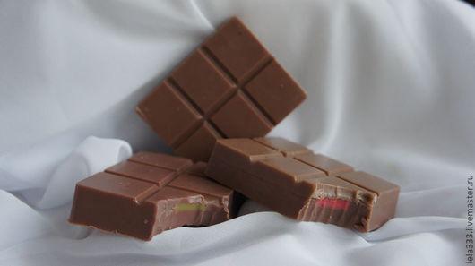 """Мыло ручной работы. Ярмарка Мастеров - ручная работа. Купить Мыло сладость """"Шоколадное удовольствие"""". Handmade. Коричневый, шоколад"""