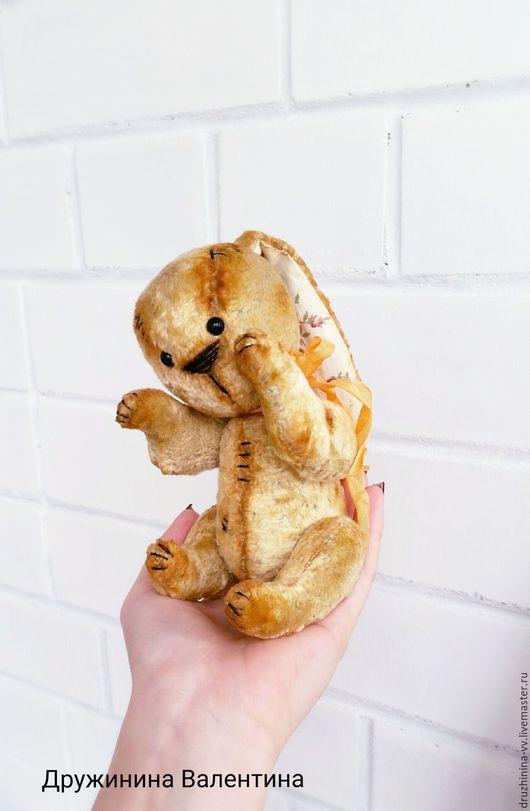Мишки Тедди ручной работы. Ярмарка Мастеров - ручная работа. Купить Тедди зайка Малыш. Handmade. Тедди, друзья тедди