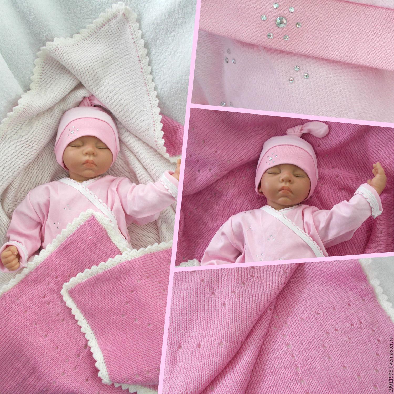 Как сшить пододеяльник для новорожденного на выписку 199