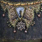 """Украшения ручной работы. Ярмарка Мастеров - ручная работа Колье """"Тополиное гнездо"""". Handmade."""