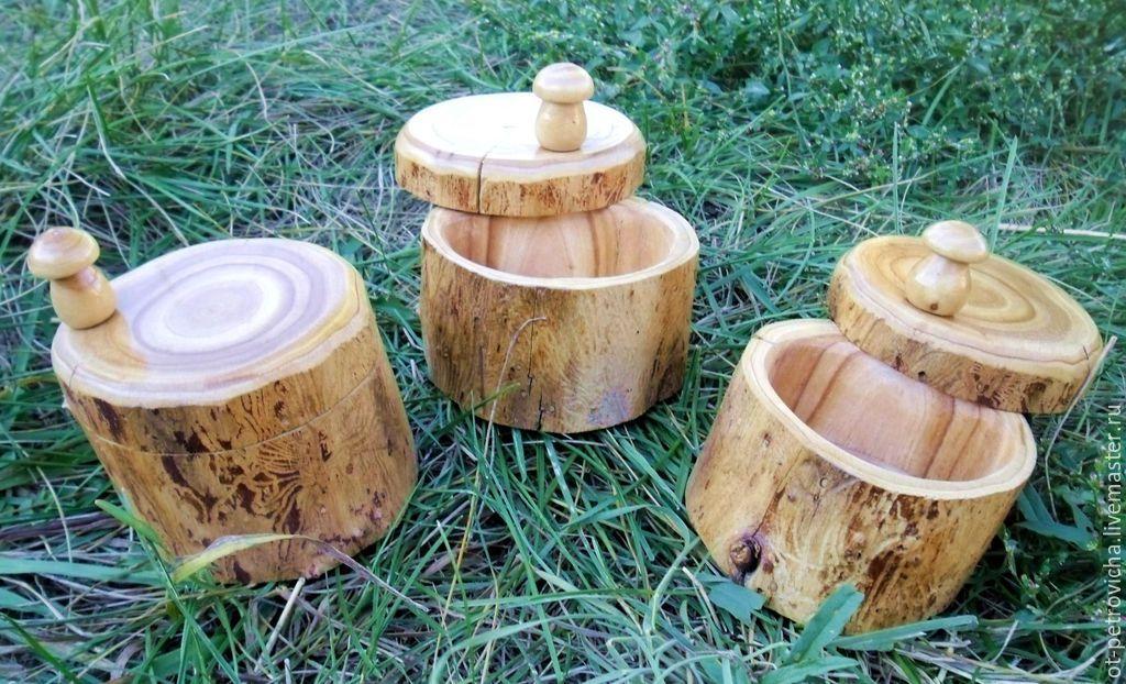 The box is in eco style, Box, Kamen-na-Obi,  Фото №1