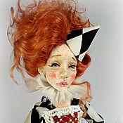 коллекционная кукла РОМАННА (ПРОДАНА)