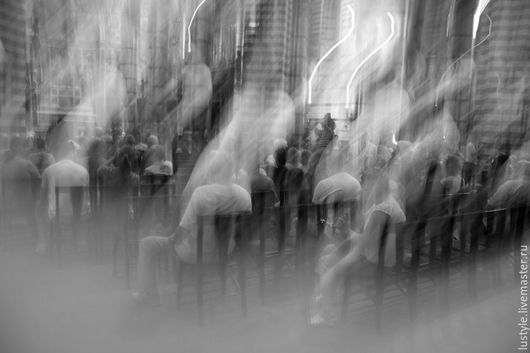 LuStyle. Авторская фоторабота `Души`, церковь, Сиена, 2014 г.