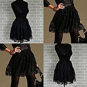 Одежда handmade. Livemaster - original item Skirt lace lingerie. Handmade.