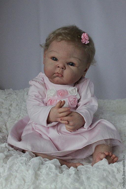 Куклы-младенцы и reborn ручной работы. Ярмарка Мастеров - ручная работа. Купить Пэрис 11. Handmade. Кукла, генезис