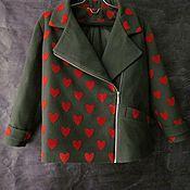 Одежда handmade. Livemaster - original item Jacket. Handmade.