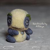 Куклы и игрушки ручной работы. Ярмарка Мастеров - ручная работа Игрушка из шерсти Пилипенька. Handmade.
