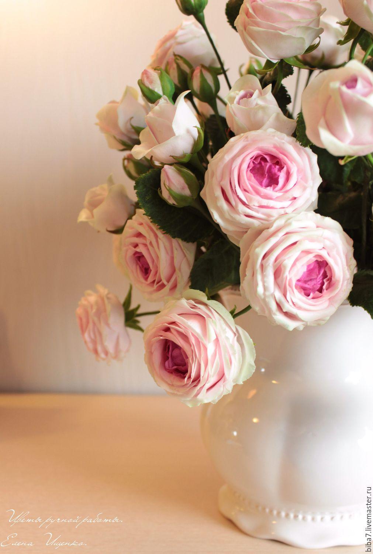 Цветы на заказ садовых букет маме из конфет заказать