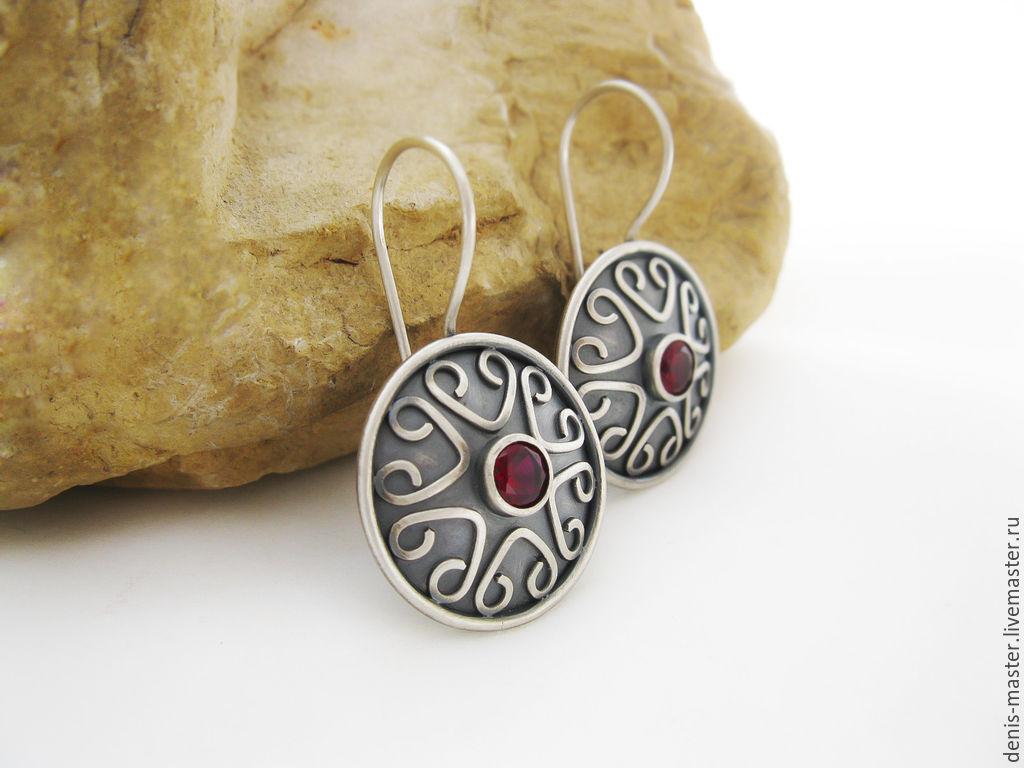 Fair Masters Kiwi Art Studio, earrings in sterling silver, original earrings, earrings silver, earrings silver 925, earrings silver 925, silver earrings, silver earrings,