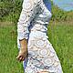 Платья ручной работы. Платье вязаное крючком. Вязание для Вас (Наталья Фисунова). Ярмарка Мастеров. Платье крючком