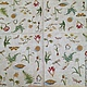 Ландыши, стрекоза, бабочки в кракелюре Салфетка для декупажа многоэлементная Салфетка пр-во Германия Декупажная радость