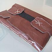 Канцелярские товары handmade. Livemaster - original item Notepad SOULBOOK