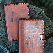 Канцелярские товары handmade. Livemaster - original item Cover for avtodokumentov. Handmade.