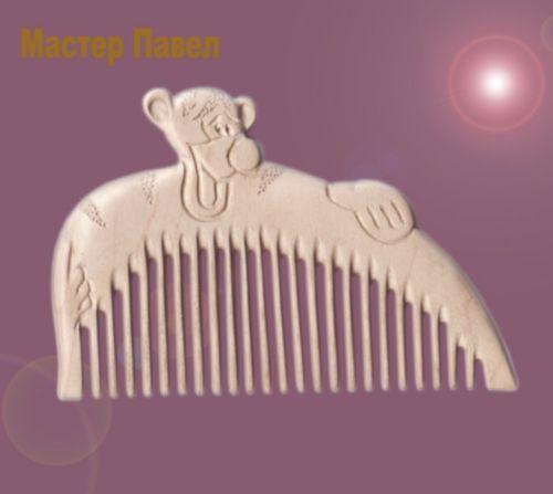 Гребни, расчески ручной работы. Ярмарка Мастеров - ручная работа. Купить гребень ТИГРА. Handmade. Wooden comb, тигра