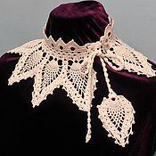 Аксессуары handmade. Livemaster - original item Stand collar №1 Author`s work. Handmade.