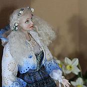 Куклы и игрушки ручной работы. Ярмарка Мастеров - ручная работа Душа, авторская кукла. Handmade.