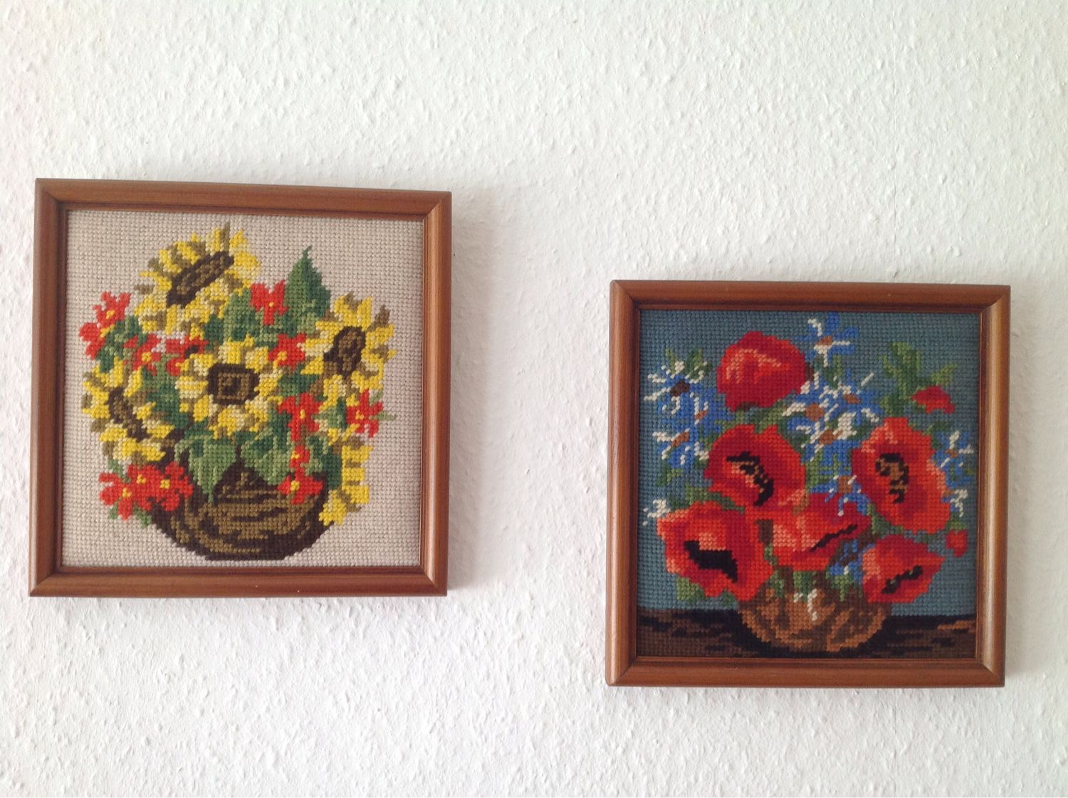 Tapestry painting, Vintage interior, Goppingen,  Фото №1