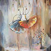 Картины и панно ручной работы. Ярмарка Мастеров - ручная работа Балет, балет...(1). Handmade.