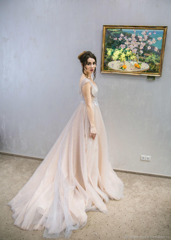 Свадебное платье пышное Вечернее платье «Офрео», Платья, Москва,  Фото №1