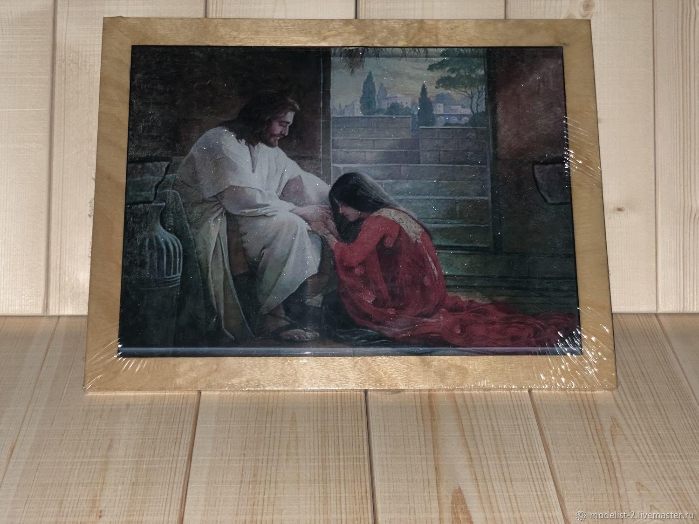 Картина: Молитва, Фотокартины, Москва,  Фото №1