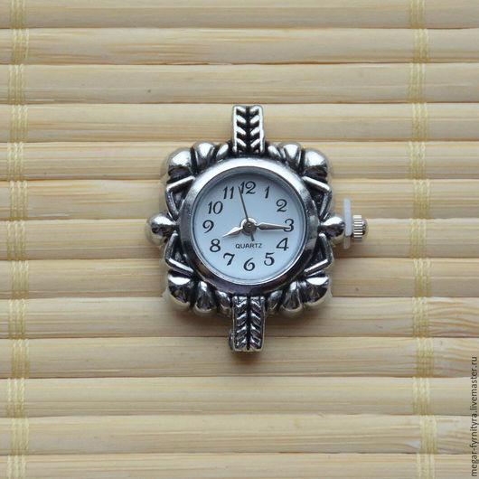 Для украшений ручной работы. Ярмарка Мастеров - ручная работа. Купить Часы основа 6. Handmade. Основа для часов, циферблат