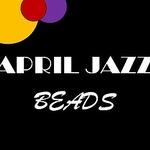 April Jazz Beads - Ярмарка Мастеров - ручная работа, handmade