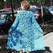 """Одежда ручной работы. Ярмарка Мастеров - ручная работа кардиган """"Свежесть лета"""". Handmade."""