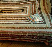 Для дома и интерьера ручной работы. Ярмарка Мастеров - ручная работа Покрывало двуспальное. Handmade.